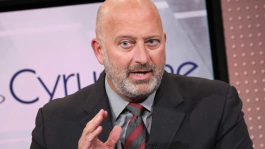 Gary Wojtaszek, CEO, CyrusOne