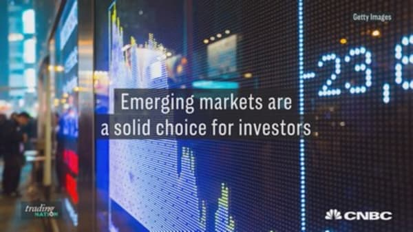 Emerging markets are still a solid choice for investors, despite sell-off in China