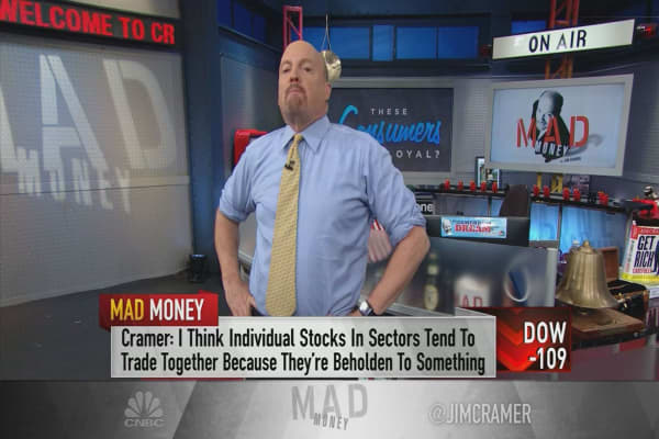 Cramer on millennials: Brand loyalty is dying, but FANG isn't