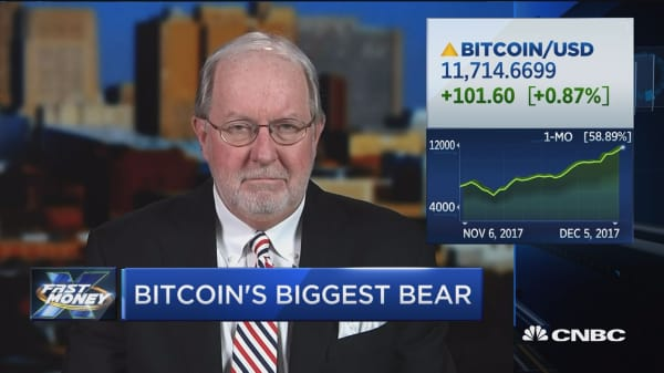 Here are 3 things that need to happen for Dennis Gartman to get bullish on bitcoin