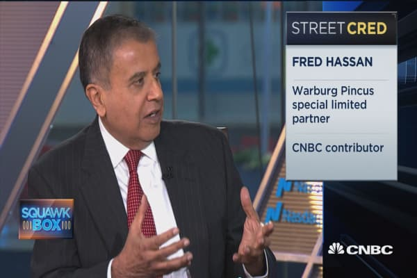 Transforming health care through value-based partnerships: Warburg Pincus' Fred Hassan