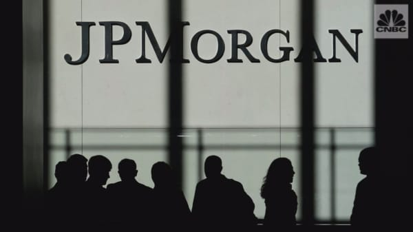 The cryptocurrency market is now worth more than JPMorgan
