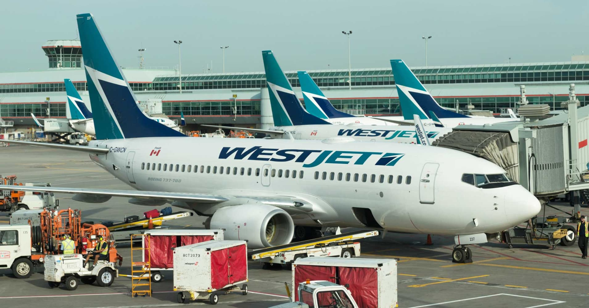 Delta picks Canadian partner as airline consolidation quietly goes global