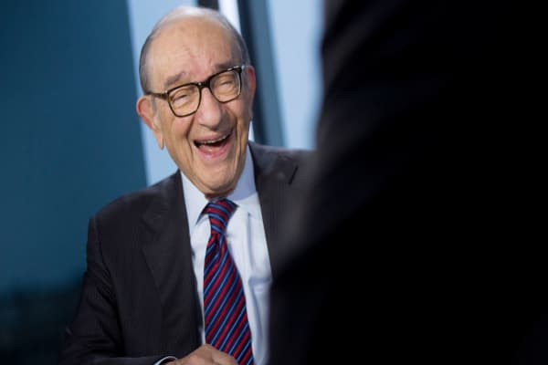 According to Alan Greenspan, bitcoin is 'not a rational currency'