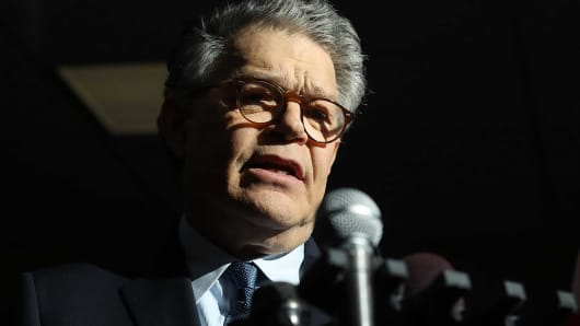 Al Franken to officially leave US Senate seat on January 2