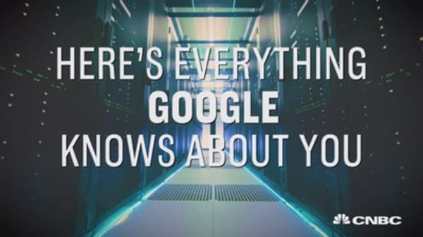 How to find out everything that Google knows about you