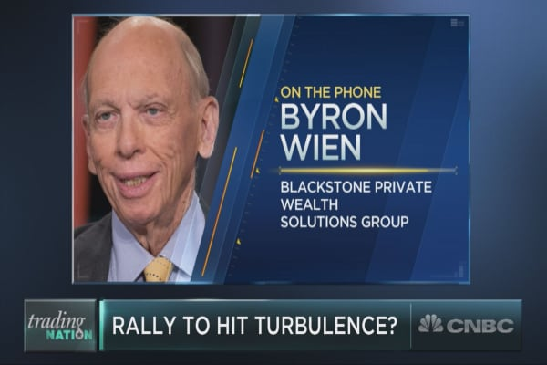 Blackstone's Byron Wien on what could threaten the market rally