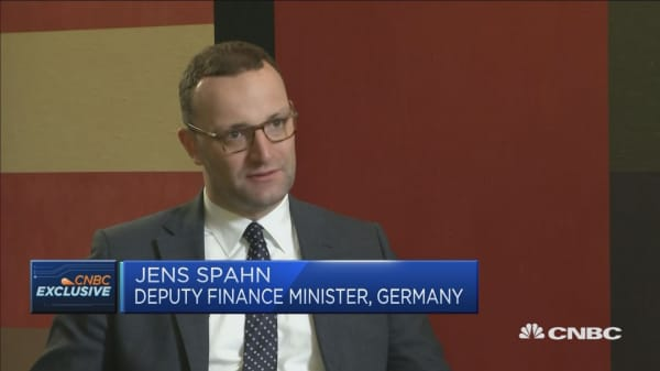 German minister: We will find solution for coalition