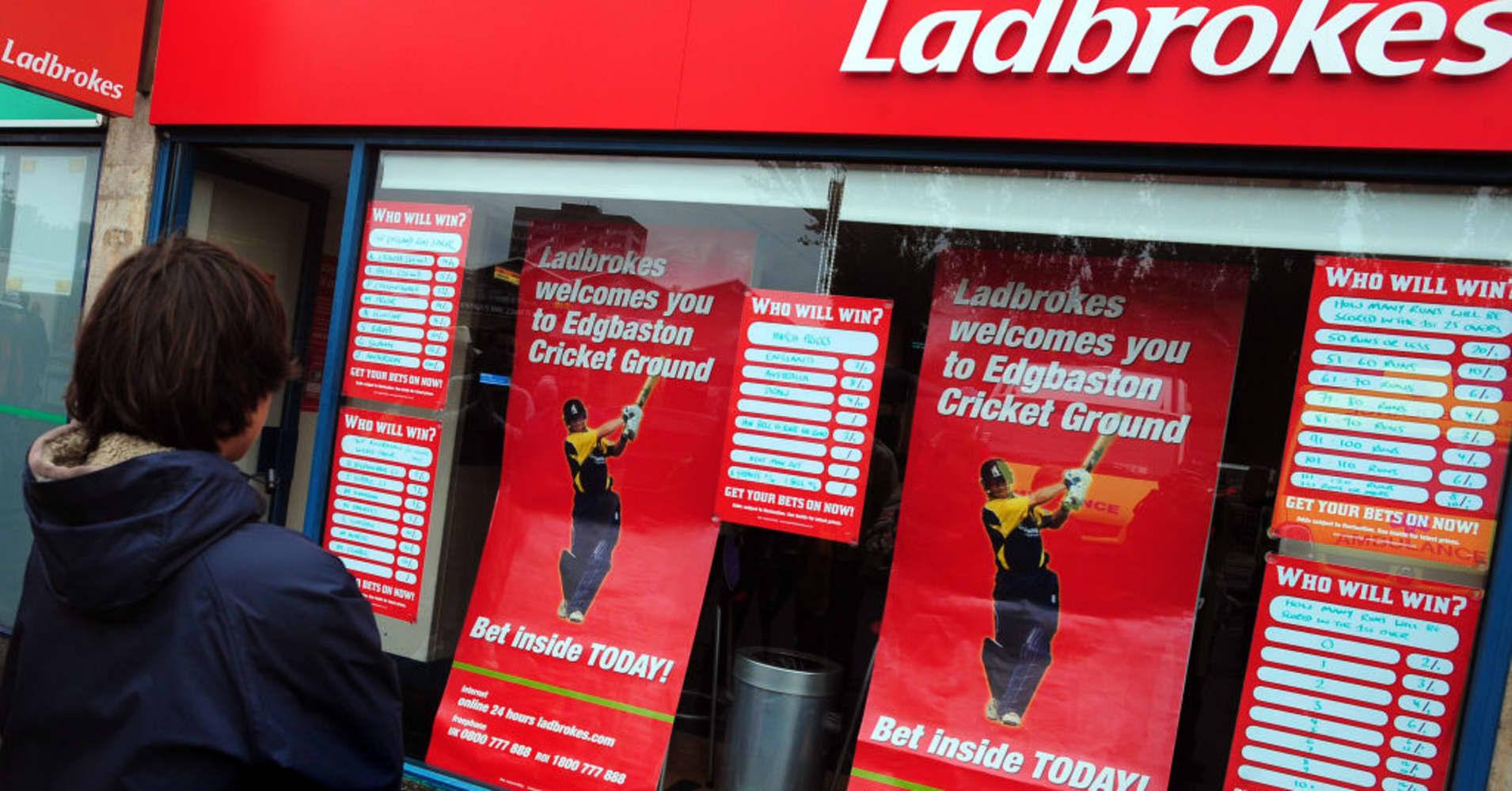 GVC ups stakes in UK gambling with $5 2 billion Ladbrokes bid