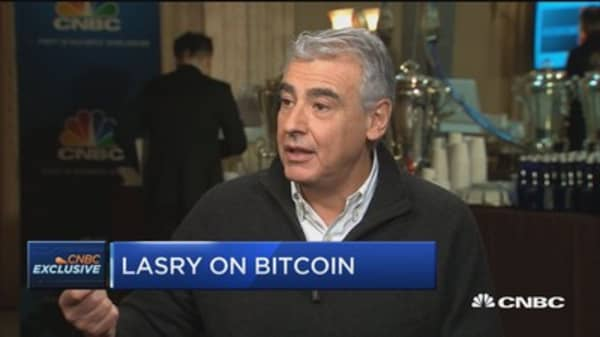 Billionaire investor Marc Lasry: I should have bought bitcoin when it was at $300