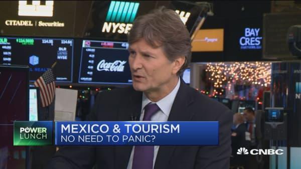 Enrique de la Madrid Cordero: Mexico, US should work on responsible drinking