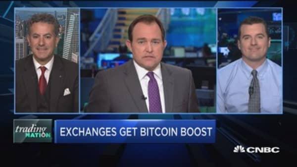 Trading Nation: Bitcoin futures coming soon