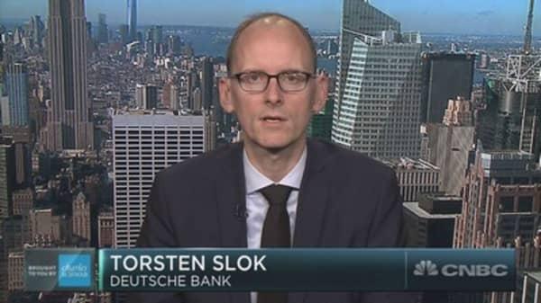 'Bitcoin crash' among the big market risks in 2018: Deutsche Bank
