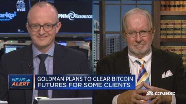 Volatility in bitcoin frightens me: Dennis Gartman