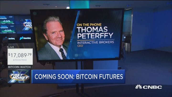 'Father of high speed trading' to offer bitcoin futures