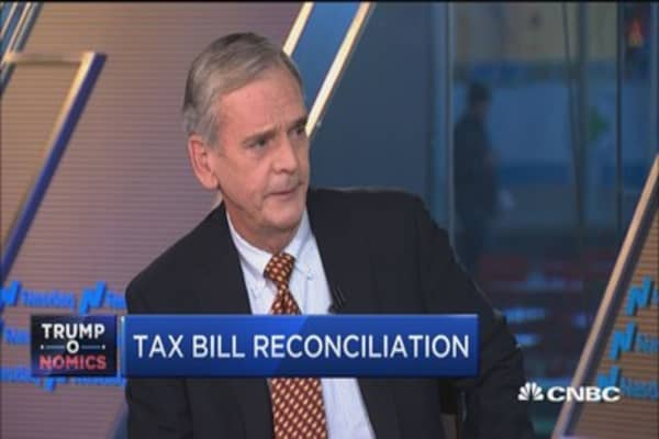 We're in a period of 'survival politics': Former Sen. Judd Gregg