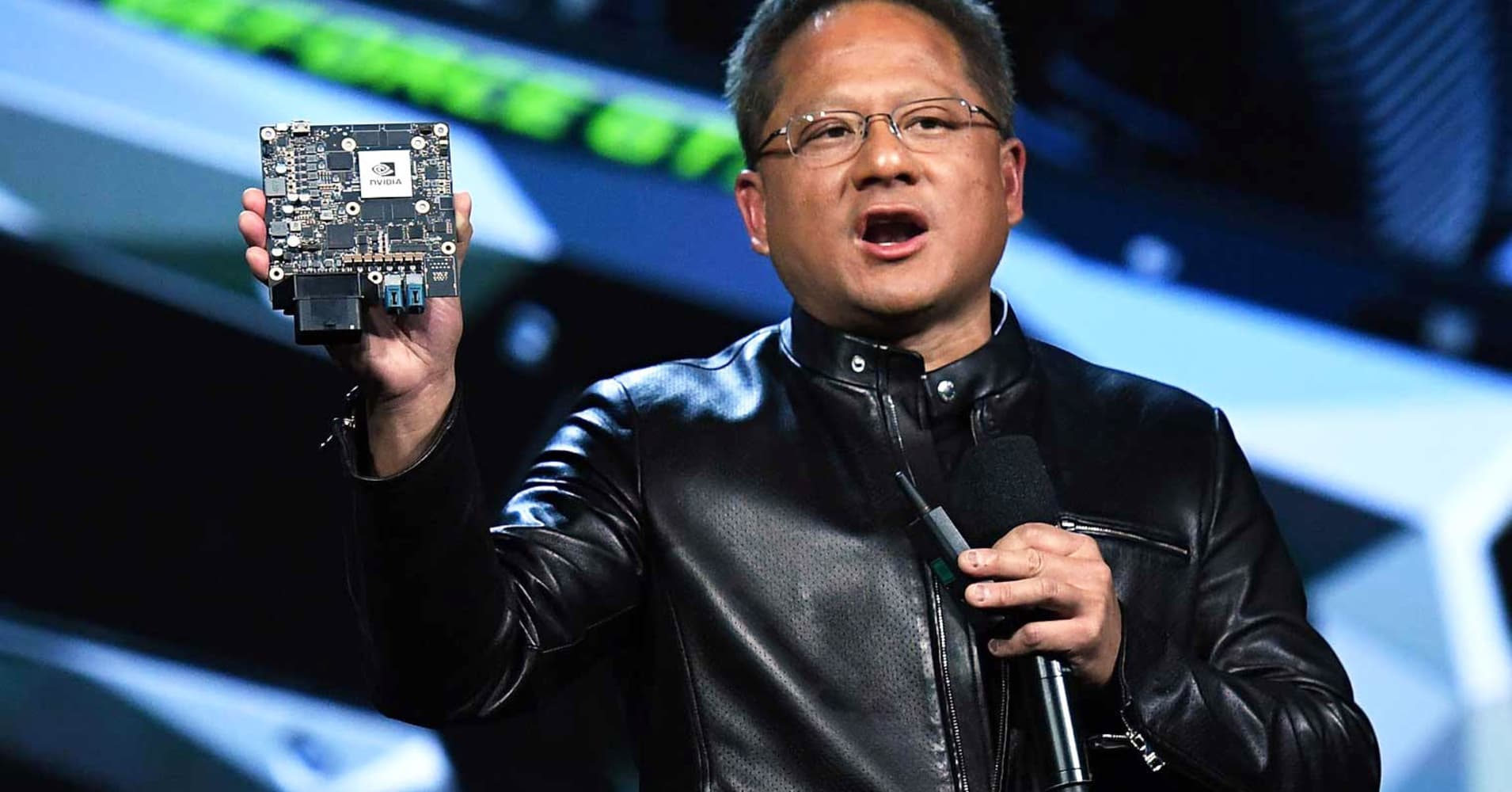Nvidia and two other chip names could be a buy amid the big tech volatility