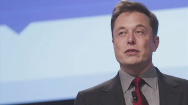 Elon Musk says Tesla is making A.I. hardware that could be 'the best in the world'