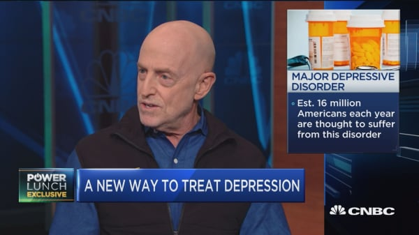 Sage Therapeutics takes on major depressive disorder