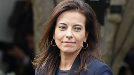 Dina Powell, deputy national security adviser for strategy.