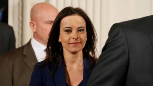 Deputy National Security Advisor for Strategy Dina Powell.