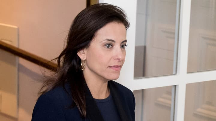 White House deputy national security adviser Dina Powell.