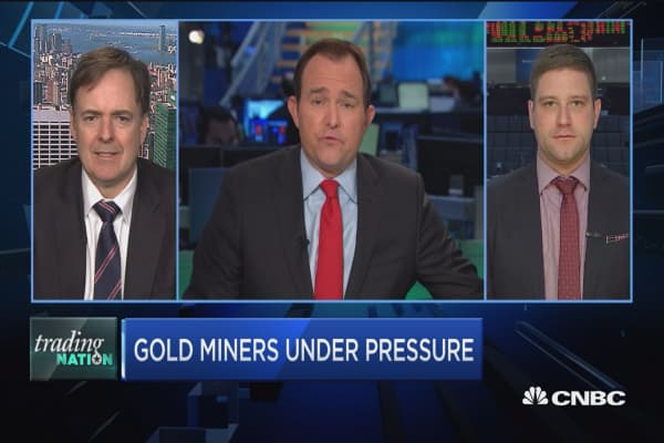 Trading Nation: Grading the gold miners