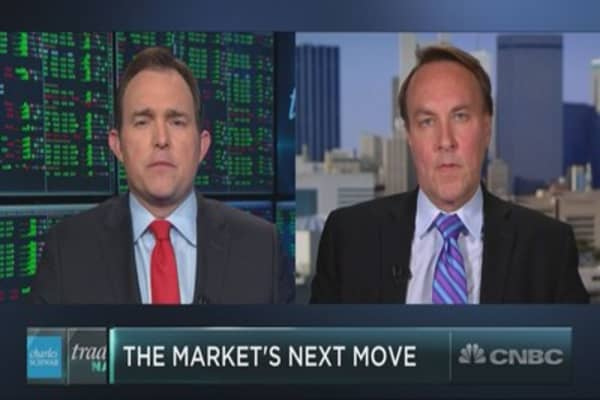 Fund manager David Tice on why the stock market is going to 'suck'