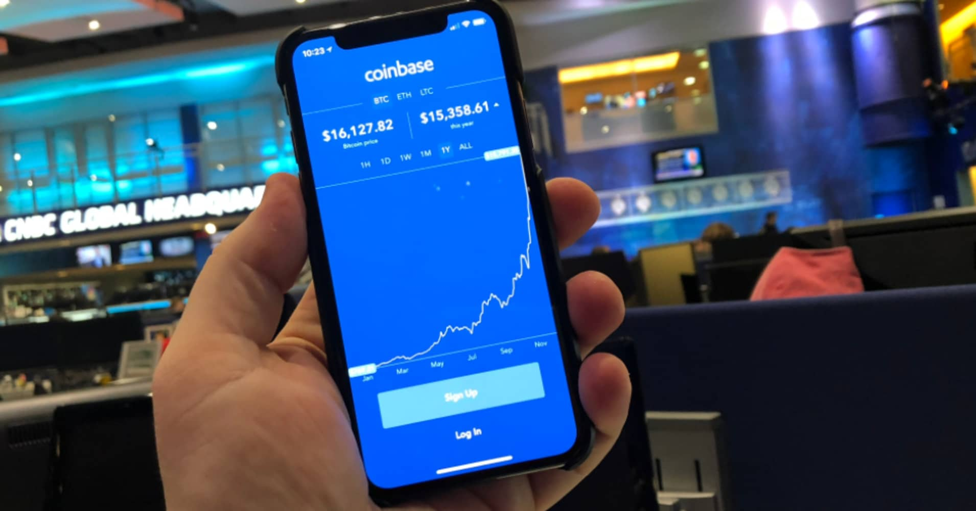 Goldbacke cryptocurrency on coinbase