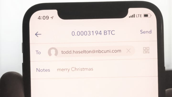 CNBC Tech: Gift Bitcoin 3