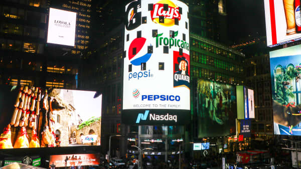 PepsiCo, Inc. to Move Stock Exchange Listing to Nasdaq.