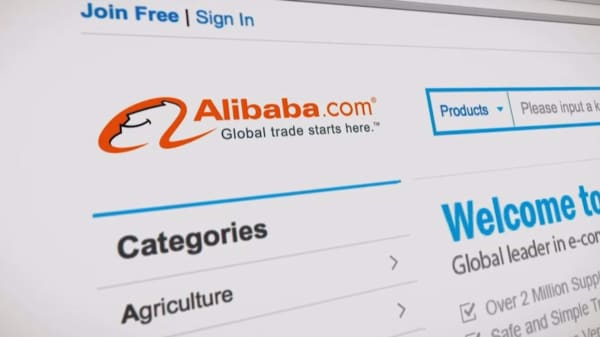 Alibaba is reportedly investing $200 million in an Indian grocer