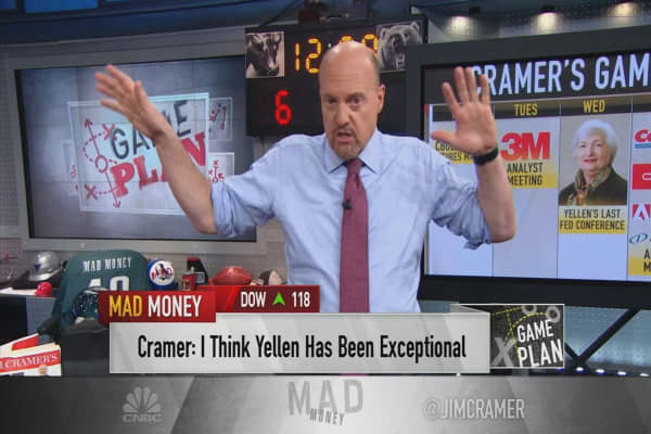 Cramer's game plan: Be nimble in this unstable market