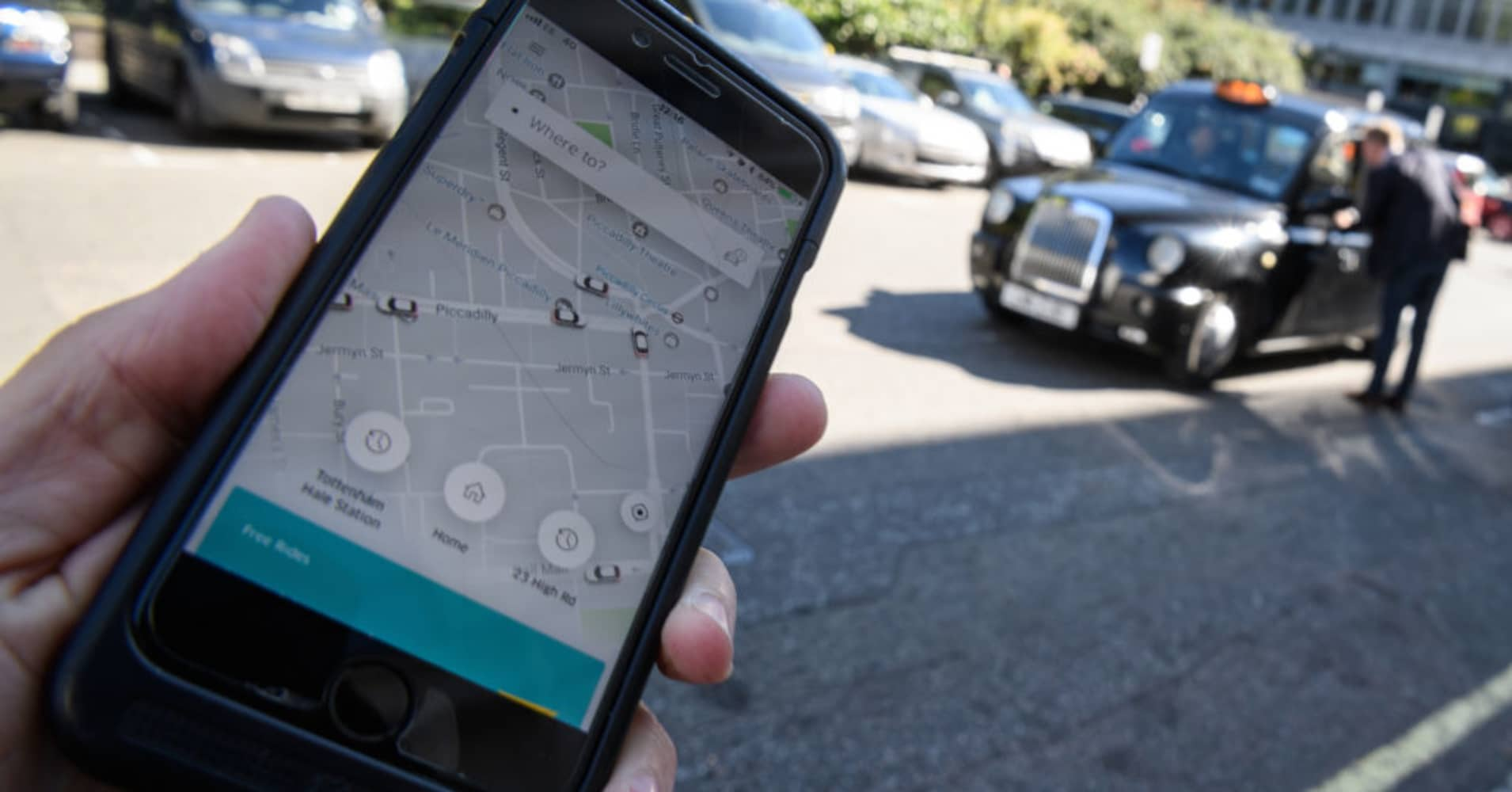 EU rules that Uber is a transport service, not a digital company