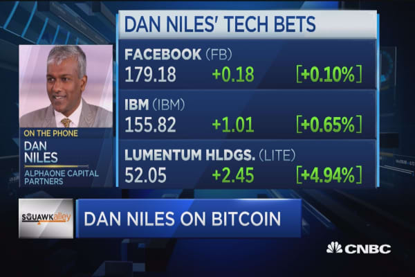 AlphaOne's Dan Niles: Here's how to play bitcoin