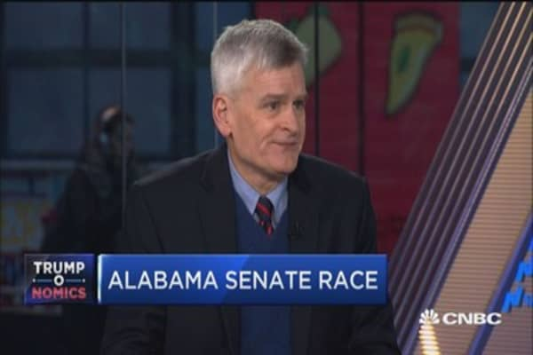 Sen. Cassidy: Constitution says Roy Moore must be seated if he wins