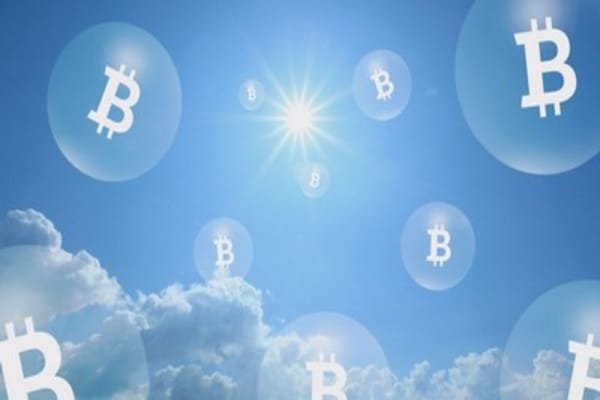 UBS calls cryptocurrencies 'the bubble to end all bubbles'