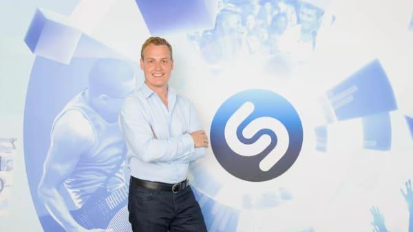Shazam CEO Rich Riley
