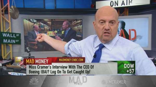 Cramer tackles the question of why the market has been so positive for 2017