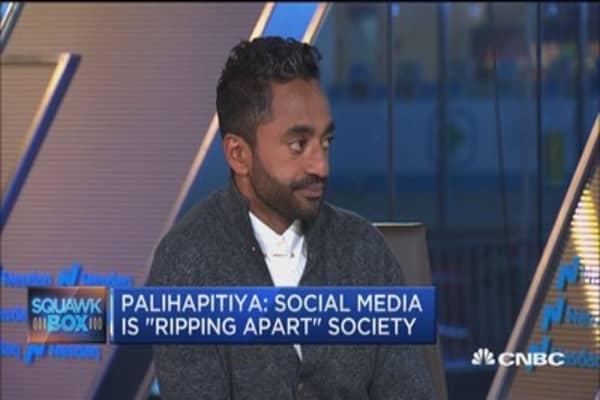 Why Chamath Palihapitiya
