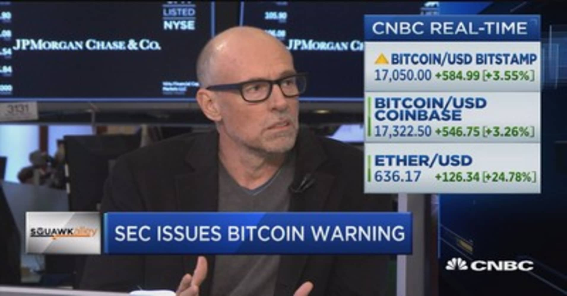 NYU's Scott Galloway on bitcoin: 'It's basically young people saying they have no faith in our institutions'