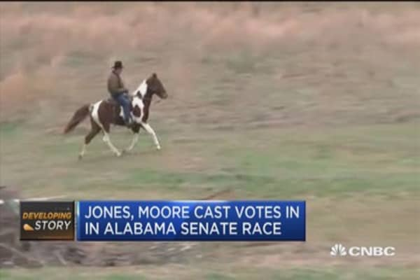 Breaking down the Alabama Senate election