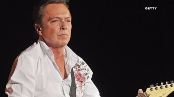 David Cassidy's family takes aim at unauthorized merchandise sales