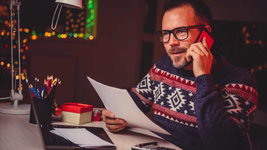 Some of the best tax strategies must be implemented during the holiday season before year's end.