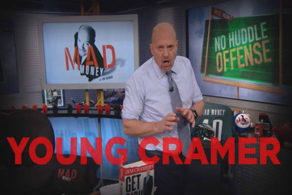 Cramer Remix: What being young and broke taught me about the stock market