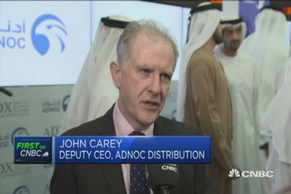 ADNOC IPO has been a long time coming: Deputy CEO