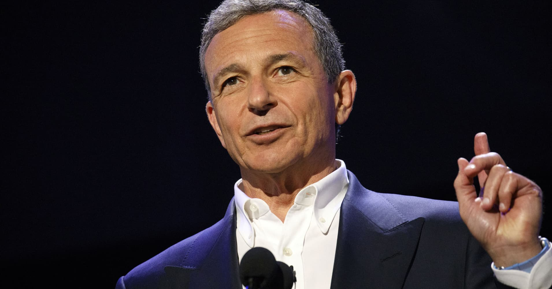 Disney shareholders vote against CEO Iger's pay package