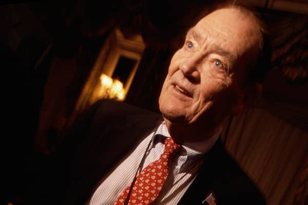 John C. Bogle, founder and former CEO of The Vanguard Group.