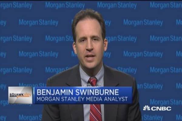 Morgan Stanley S Benjamin Swinburne Why We Re Bullish On