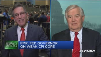Santelli Exchange: Fmr. Fed Governor on the Fed's inflation target
